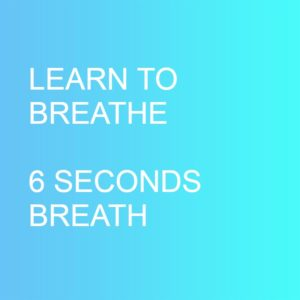6 seconds breath tutorial